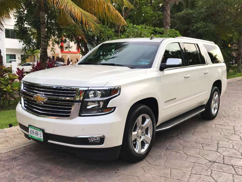 Luxury vans with driver